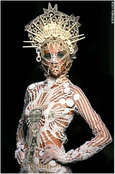 Gaultier Dress